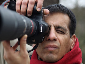 Na slovíčko s Ibrahimem Al Sulaimanem, syrským fotografem žijícím v Liberci