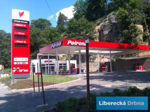 Benzínka na Horákové je připravena na znovuotevření