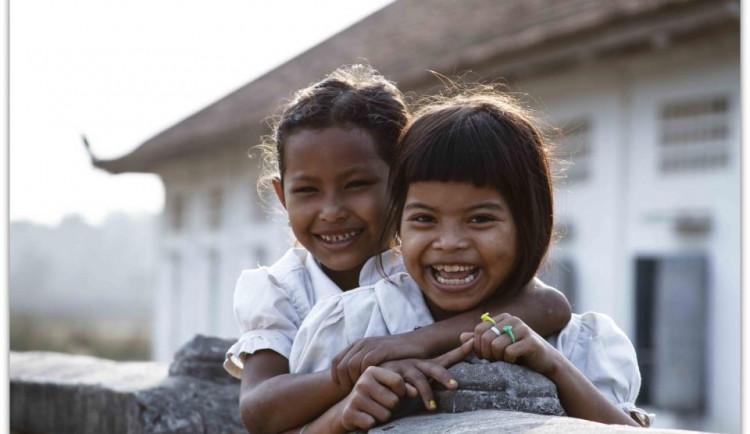 Chceš pomoci? Staň se dobrovolníkem v Kambodži