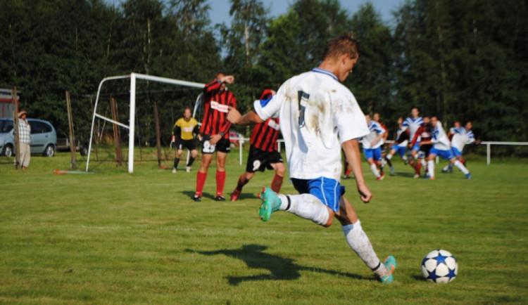 Fotbalové soutěže mají na programu sedmé kolo