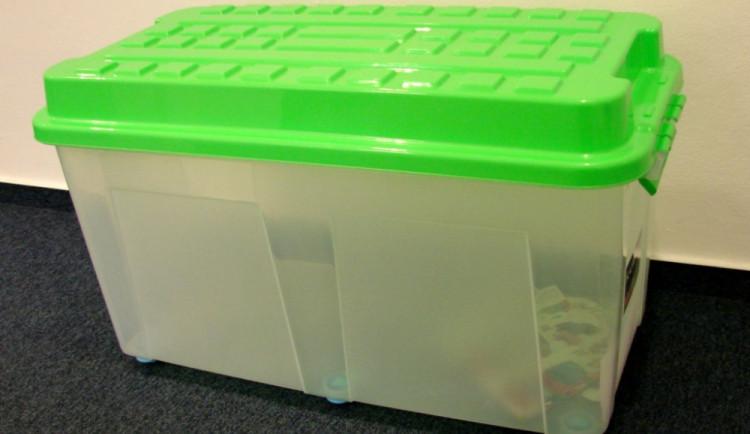 Sdružení dTest varuje před nebezpečným boxem na hračky