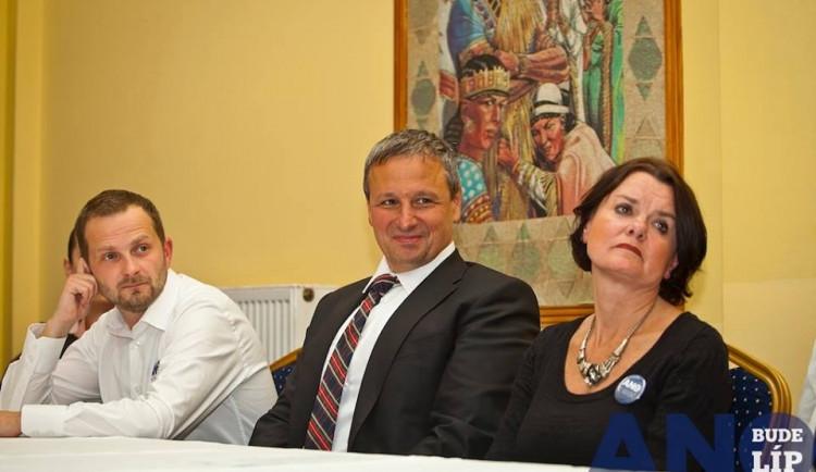 Krajský lídr hnutí ANO Martin Komárek odpovídal na vaše dotazy