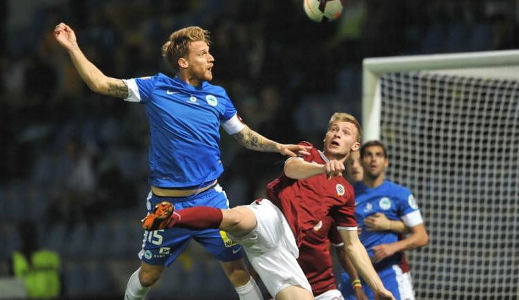 Slovan měl na kopačkách první podzimní porážku Sparty