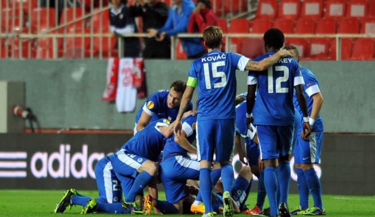 Slovan jede do neoblíbených Teplic bojovat o třetí příčku
