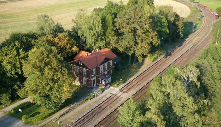 Rynoltice mají nejkrásnější nádraží v České republice