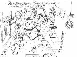 Sir Pumpkin, liberecký autobusák - O vánoční nadílce