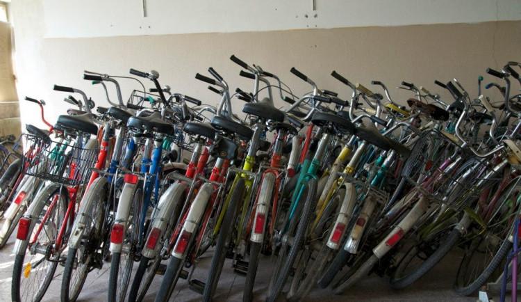 Starý bicykl nevyhazujte. Odvezte ho do liberecké ZOO