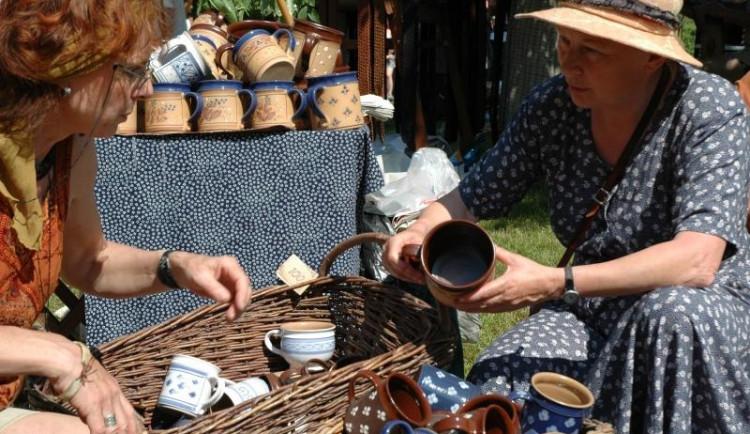 Staročeské trhy v Turnově přilákaly v sobotu tisíce lidí