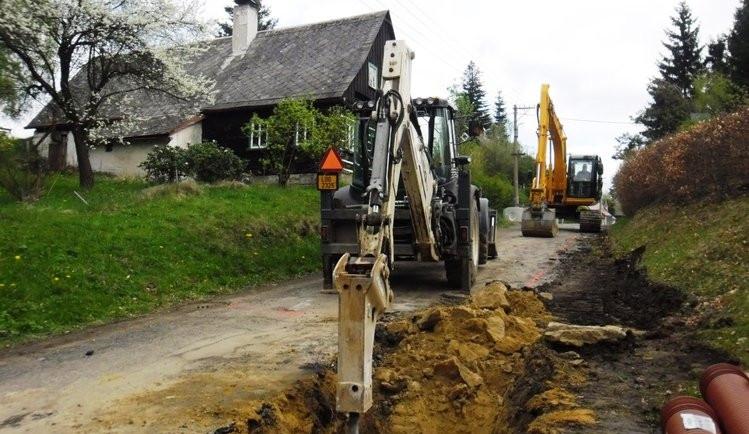 Liberecký kraj přidá 20 milionů na novou kanalizaci