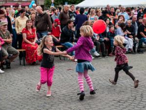 Letos si lidé užijí Krajské slavnosti společně s Libereckým jarmarkem
