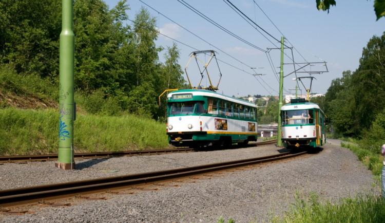 Jablonečáci se dočkají nové čekárny na konečné tramvaje