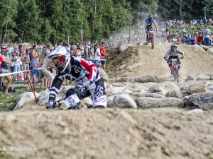 Světový fourcross opět v Jablonci. Dorazí deset tisíc lidí?