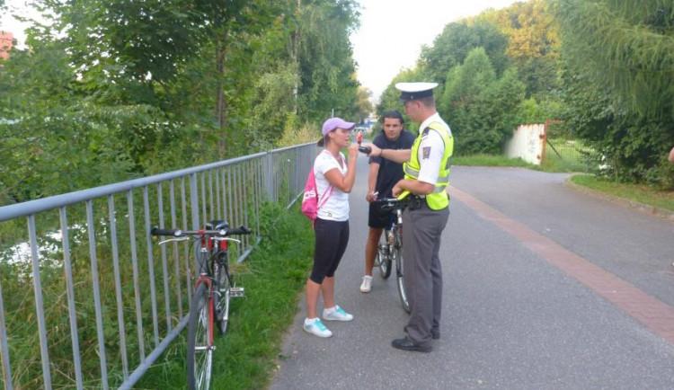 Policie v Libereckém kraji odhalila 16 opilých cyklistů