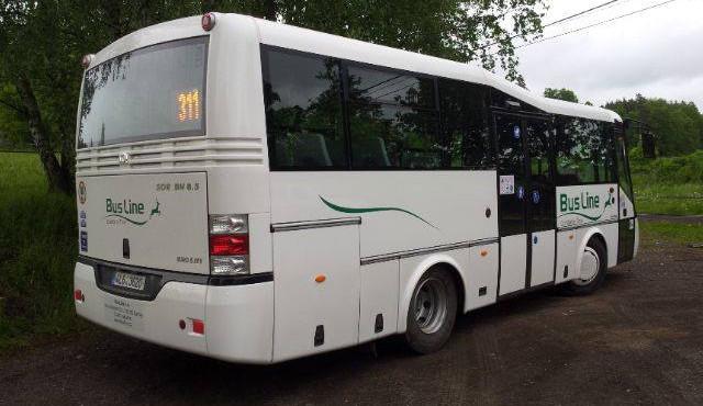 Liberecký kraj vyloučil z tendru na dopravu Bus Line
