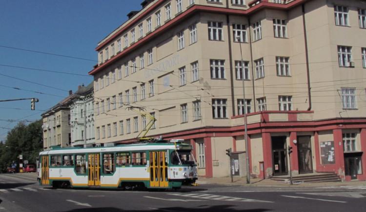 Tramvaje do Hanychova nahradí ve čtvrtek autobusy