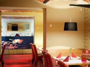 Kde se najíst: Restaurace u Pytlouna je krásná, denní menu ale nepotěšilo