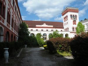 Běžně nepřístupný zámek v Liberci se dnes otevřel veřejnosti