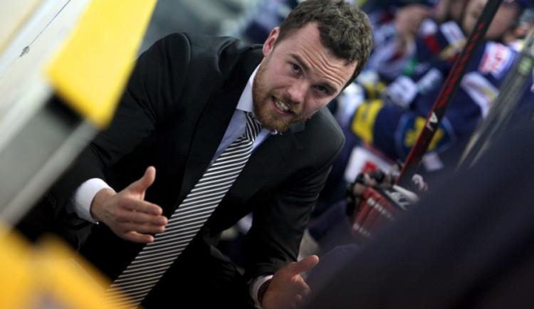 Hokejisty extraligového Liberce povede jako hlavní kouč Pešán