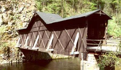 Unikátní most u Semil je v havarijním stavu, potřeba jsou miliony