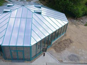 Pavilon leknínů otevře Botanická zahrada v Liberci za týden