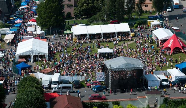 Hejnické slavnosti opět přilákaly tisíce návštvníků
