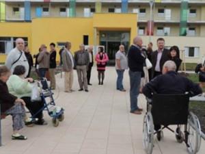Jablotron otevřel v Jablonci domov seniorů