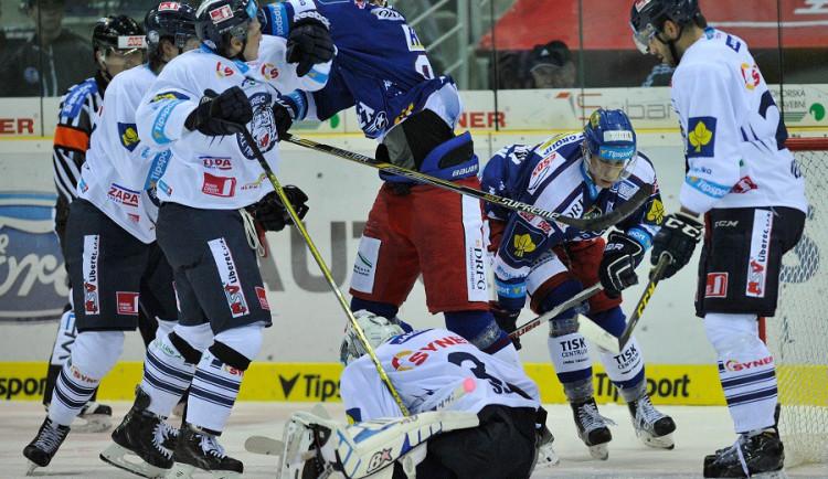 Liberec dál kraluje extralize, proti Brnu rozhodl v závěru Valský