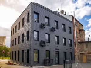 Nový dům v Liberci nese jméno komika Vlasty Buriana