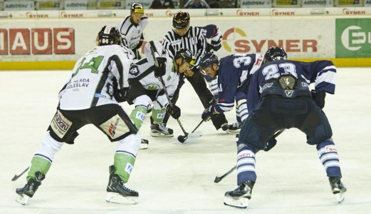 Po pauze se hraje Extraliga. Tygři vyzvou doma Mladou Boleslav