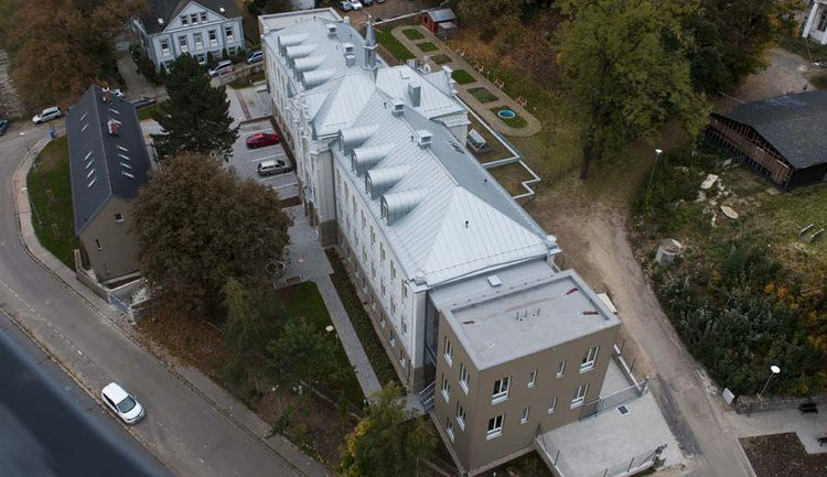 Den otevřených dveří v lůžkovém hospici Libereckého kraje