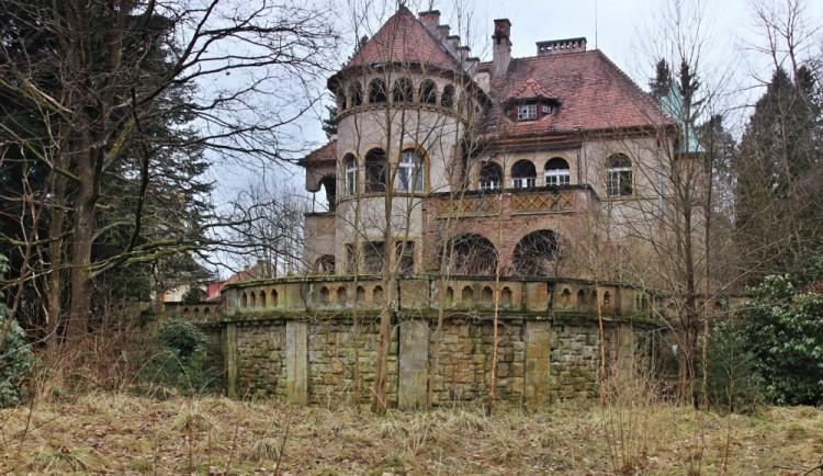 Příběhy domů: Vila libereckého architekta Maxe Kühna je odsouzena k zániku