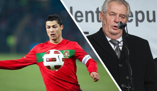 Rok 2016: Přizná Ronaldo vztah s mužem? Navštíví Zeman Severní Koreu? Vsaďte se (si)!