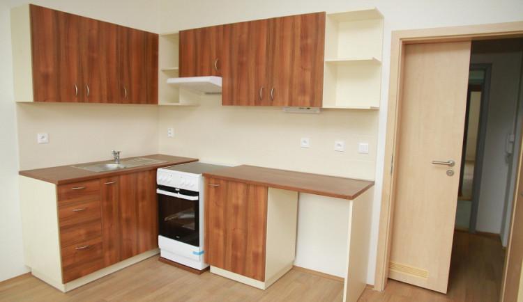 Liberec přidělil první byt v rámci prostupného bydlení, zatím na šest měsíců