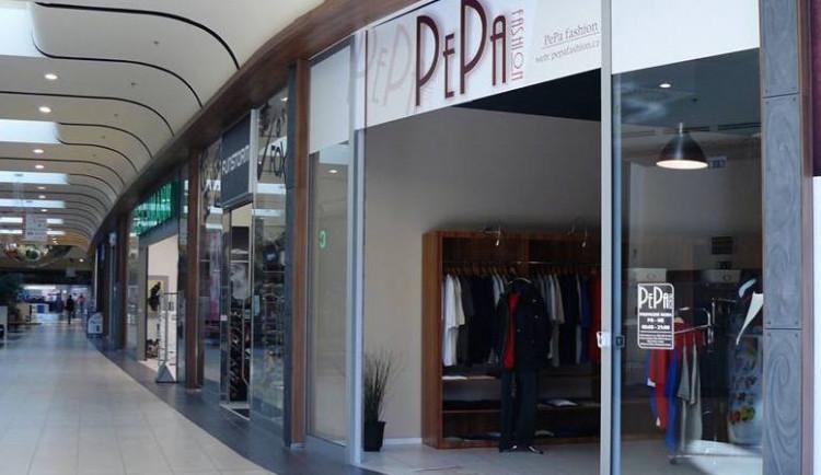 Obchod pro pořádný chlapy Pepa Fashion v libereckém OC Nisa vám nabídne nové exkluzivní značky za přijatelné ceny