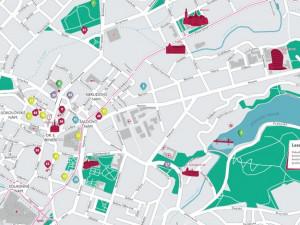 Kam vyrazit? Pomůže společná mapa zajímavých míst Liberce a Jablonce pro děti