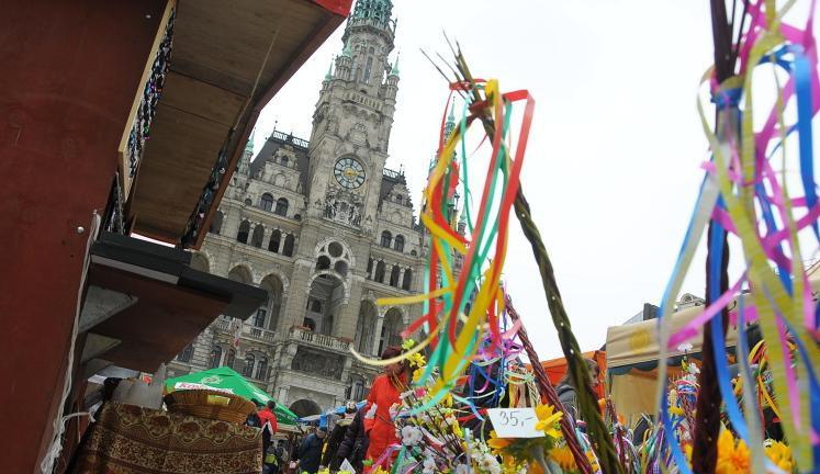 Nejdelší velikonoční trhy v Libereckém kraji budou v Liberci