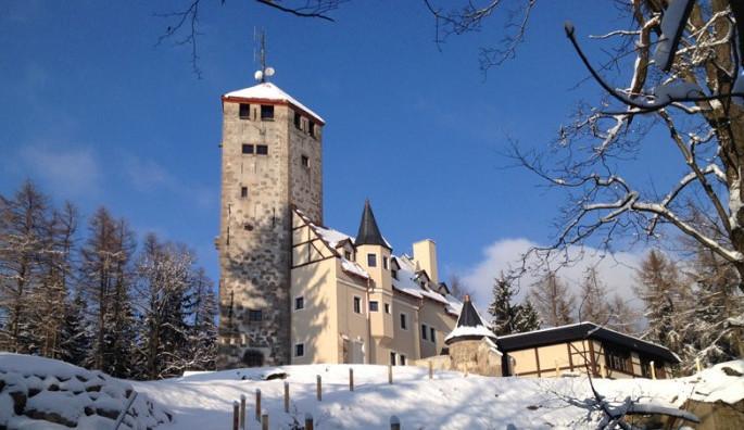 Oblíbená Liberecká výšina jde příští týden do dražby, vyvolávací cena je 11 milionů