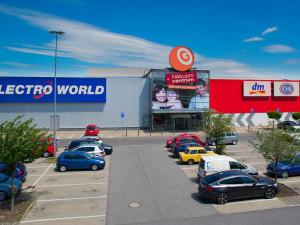 Nákupní centrum Géčko má nového majitele. Chce zvýšit jeho atraktivitu pro zákazníky