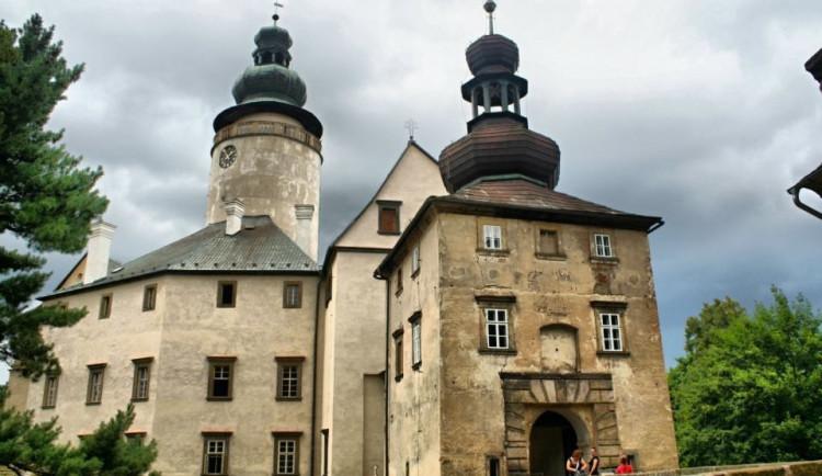 Ostatek sv. Zdislavy byl uložen na Lemberku, kde žila