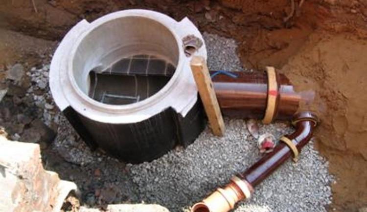 Zahrady a sklepy Pod Skalkou v Jablonci už nebude zaplavovat voda