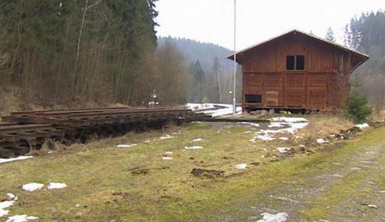 Jesenný žádá dotaci na likvidaci starého znečištění na nádraží