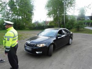 Nedodržování rychlosti mezi Mníškem a Habarticemi vyšlo draze devět desítek řidičů