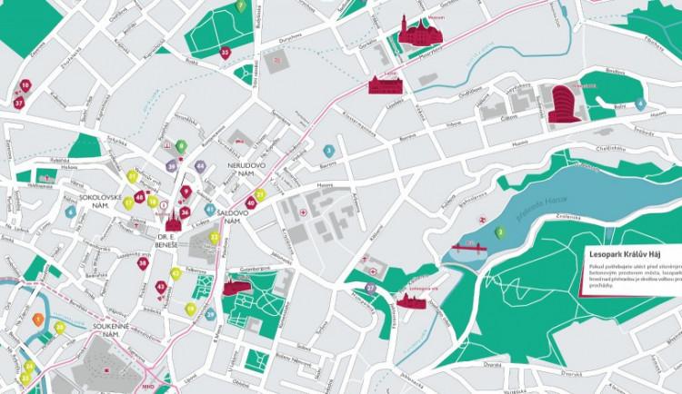 Kam Vyrazit V Liberci A Jablonci Vznika Treti Mapa Zajimavych