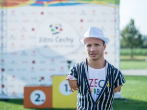 Zlatá medaile je odměna za celoživotní péči mých rodičů, přiznává paralympionik Arnošt Petráček