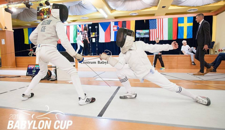 Na 150 šermířů z celé Evropy bojovalo na turnaji v Liberci