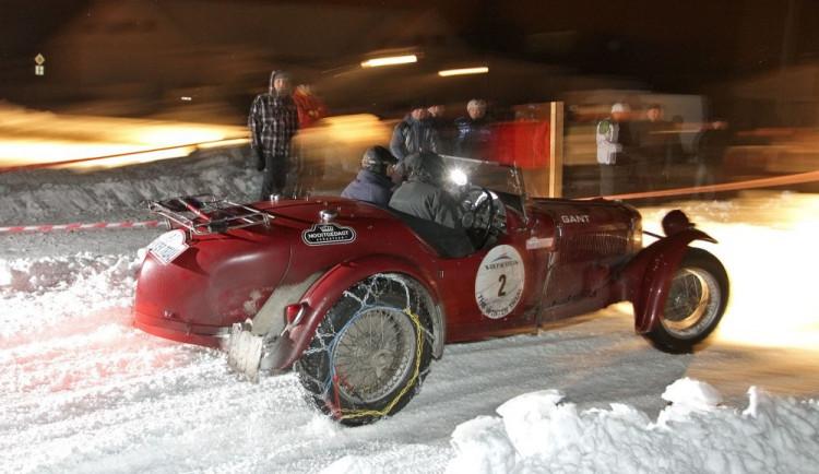Zimní dálková rallye zavede na Liberecko mistry světa