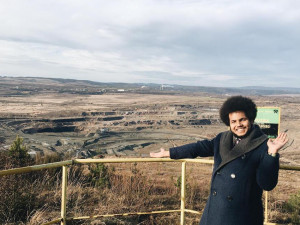 Do liberecké knihovny přijede na besedu naděje Evropy Dominik Feri