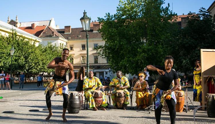 Festival Tanec Praha 2017 navštíví Liberec. Přijedou umělci z Ghany
