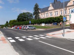 Ve Frýdlantě skončila po roce a čtvrt rekonstrukce Lužické ulice