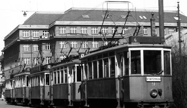 Zajímáte se o historii tramvají? Přijďte si poslechnout poutavé vyprávění